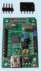STM32F030F4P6 Steppi